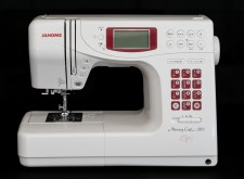 Janome MC5900QC Sewing Machine