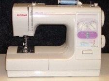 Janome MyStyle 2522 Sewing Machine