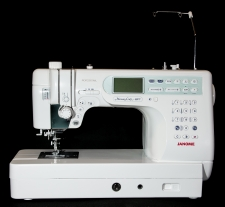Janome MC6600p Sewing Machine